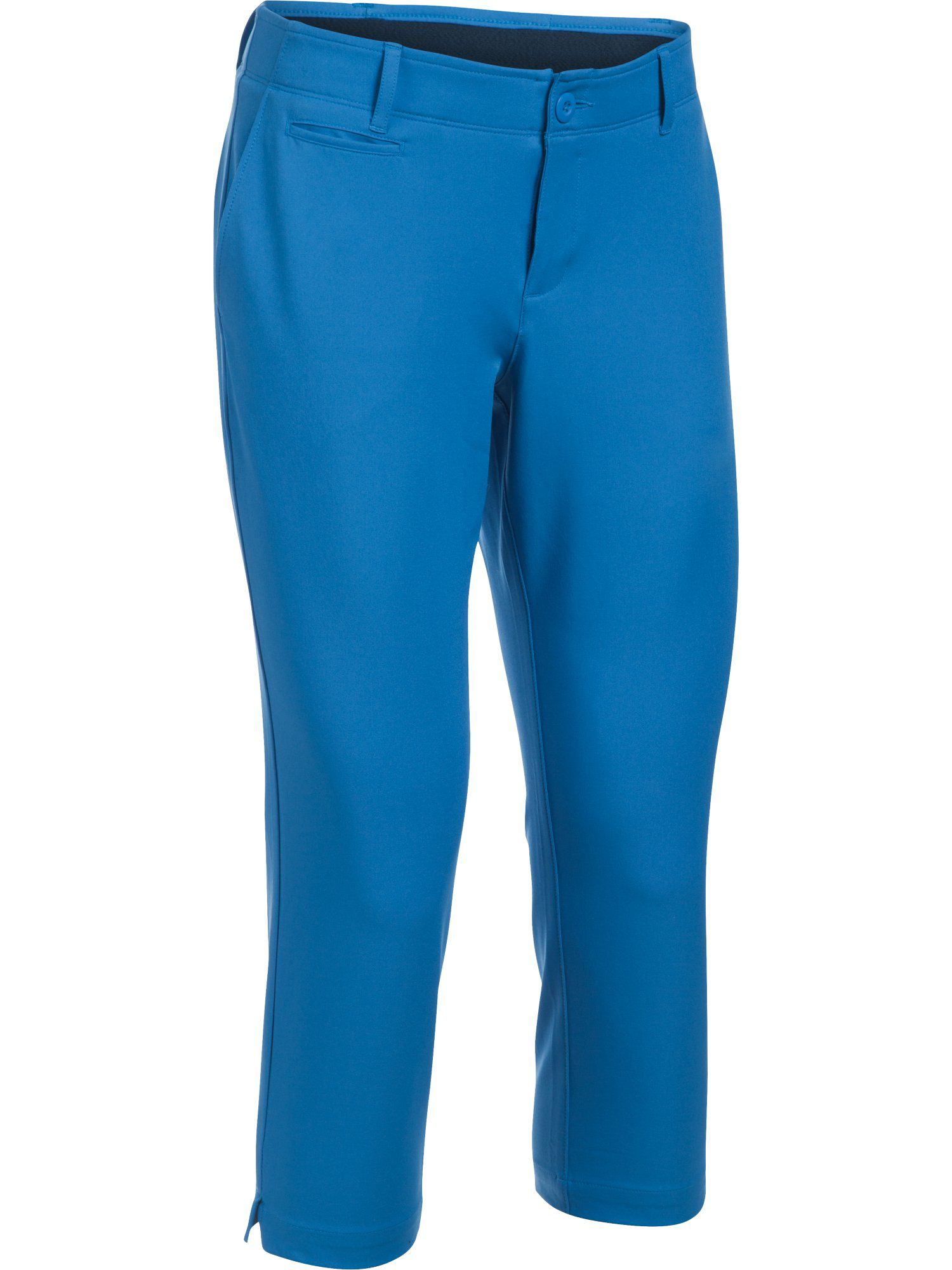 Under Armour Links Capri, Blue