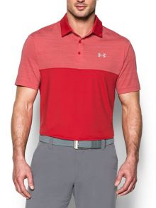 Under Armour Playoff Polo Blocked