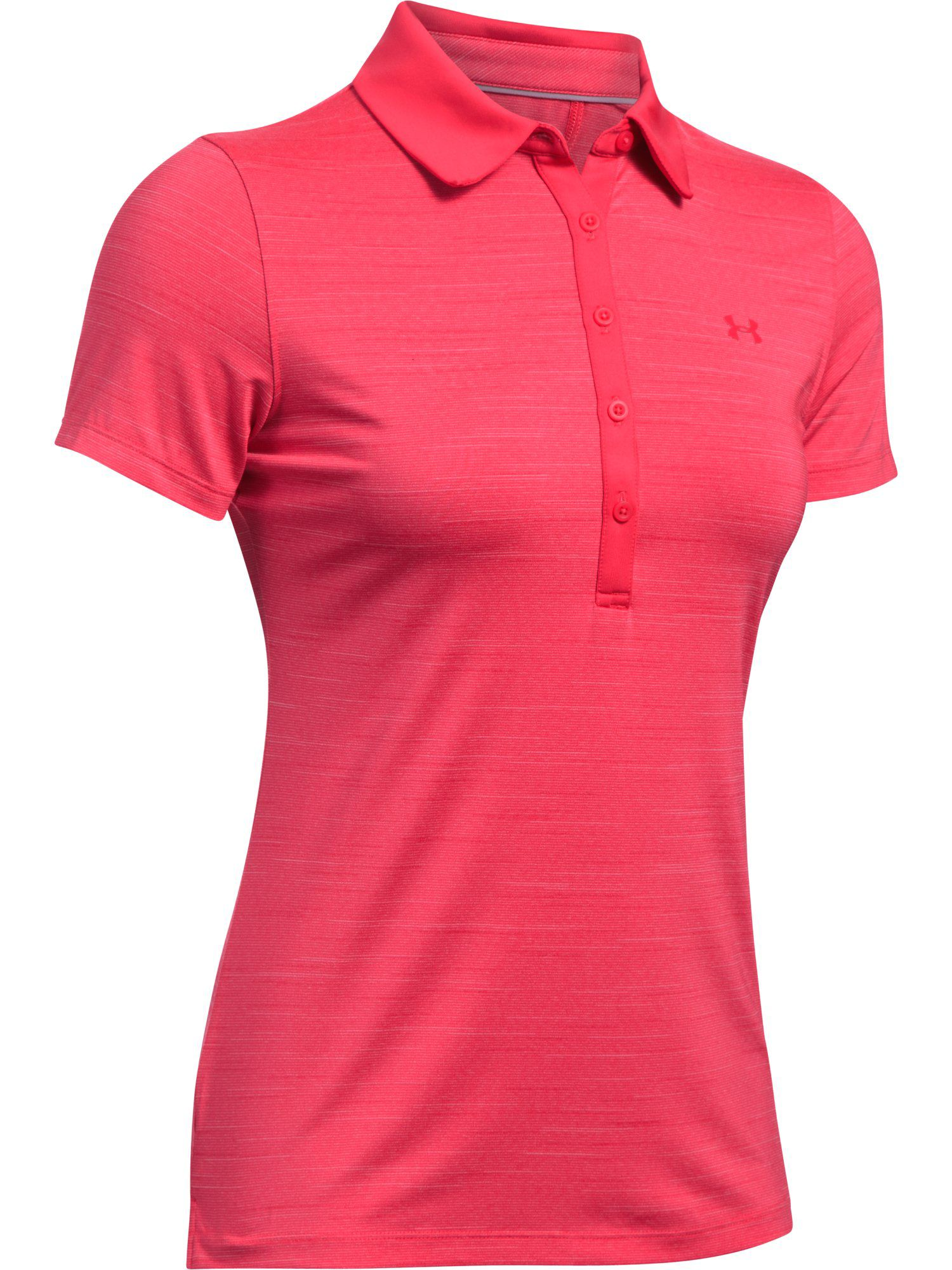 Under Armour Zinger Polo, Rose
