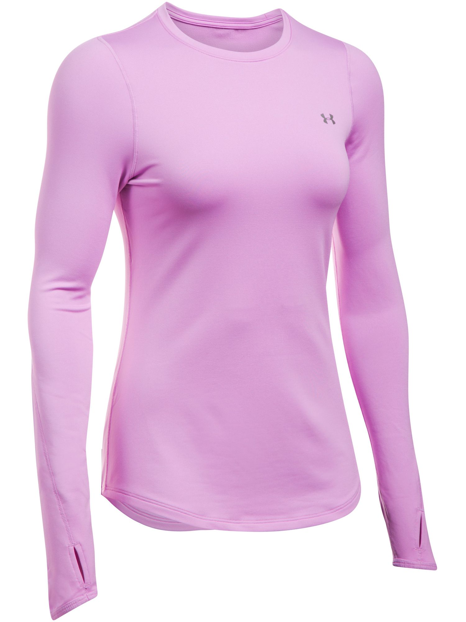 Under Armour Coldgear Armour Crew, Pink