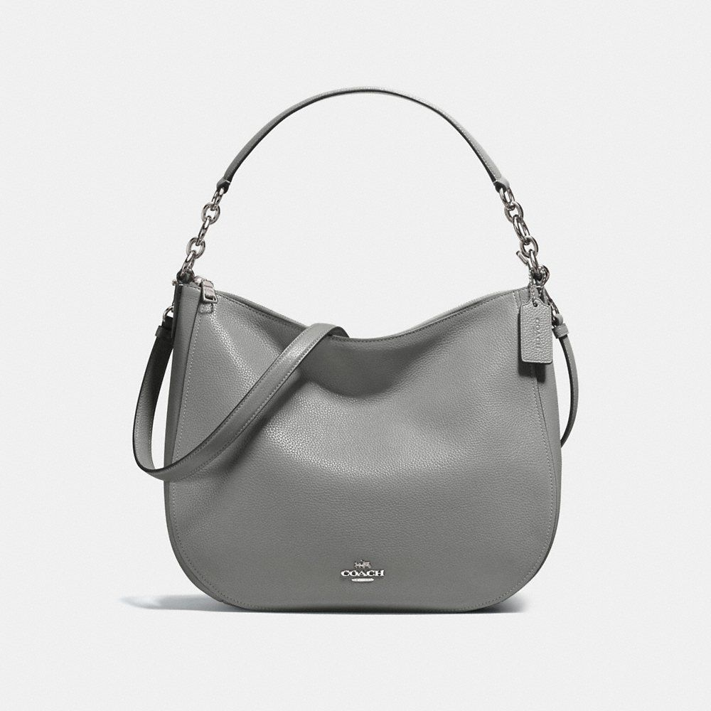 Coach Chelsea 32 hobo bag, Dark Grey
