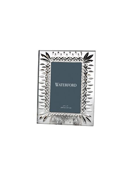 Waterford Classic lismore 3.5x5 picture frame