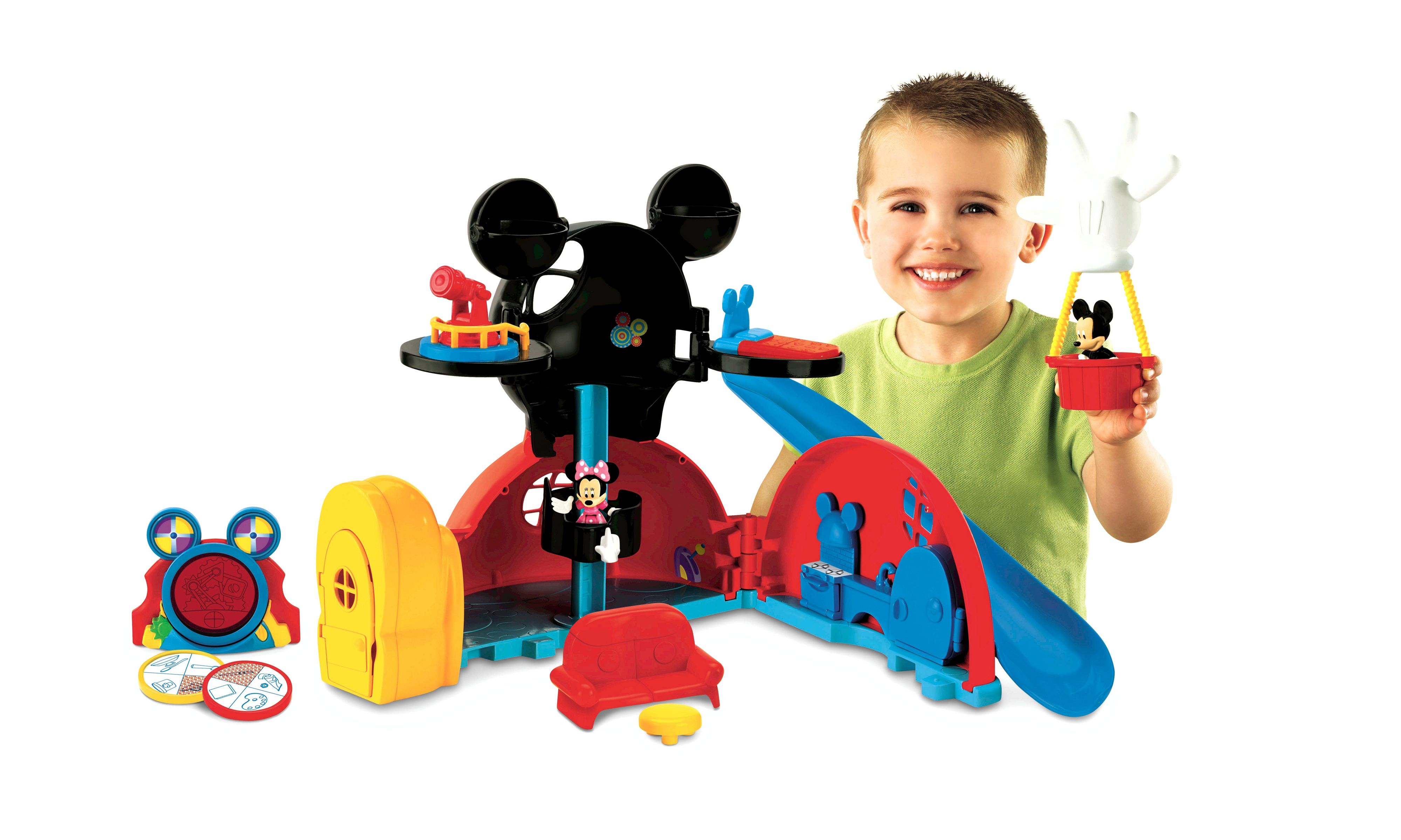 Mickey Mouse Mickey`s World Clubhouse NA