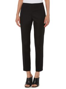 Slim fit trouser with side zip detail