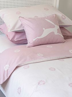 Hare Flower duvet cover