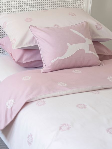 Harriet Hare Hare Flower duvet cover