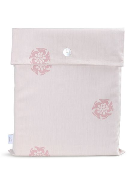 Harriet Hare Hare Flower fitted sheet