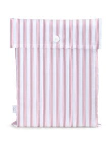 Ticking Stripe fitted sheet