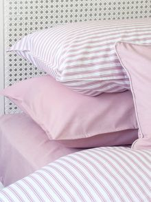 Ticking Stripe pillowcase
