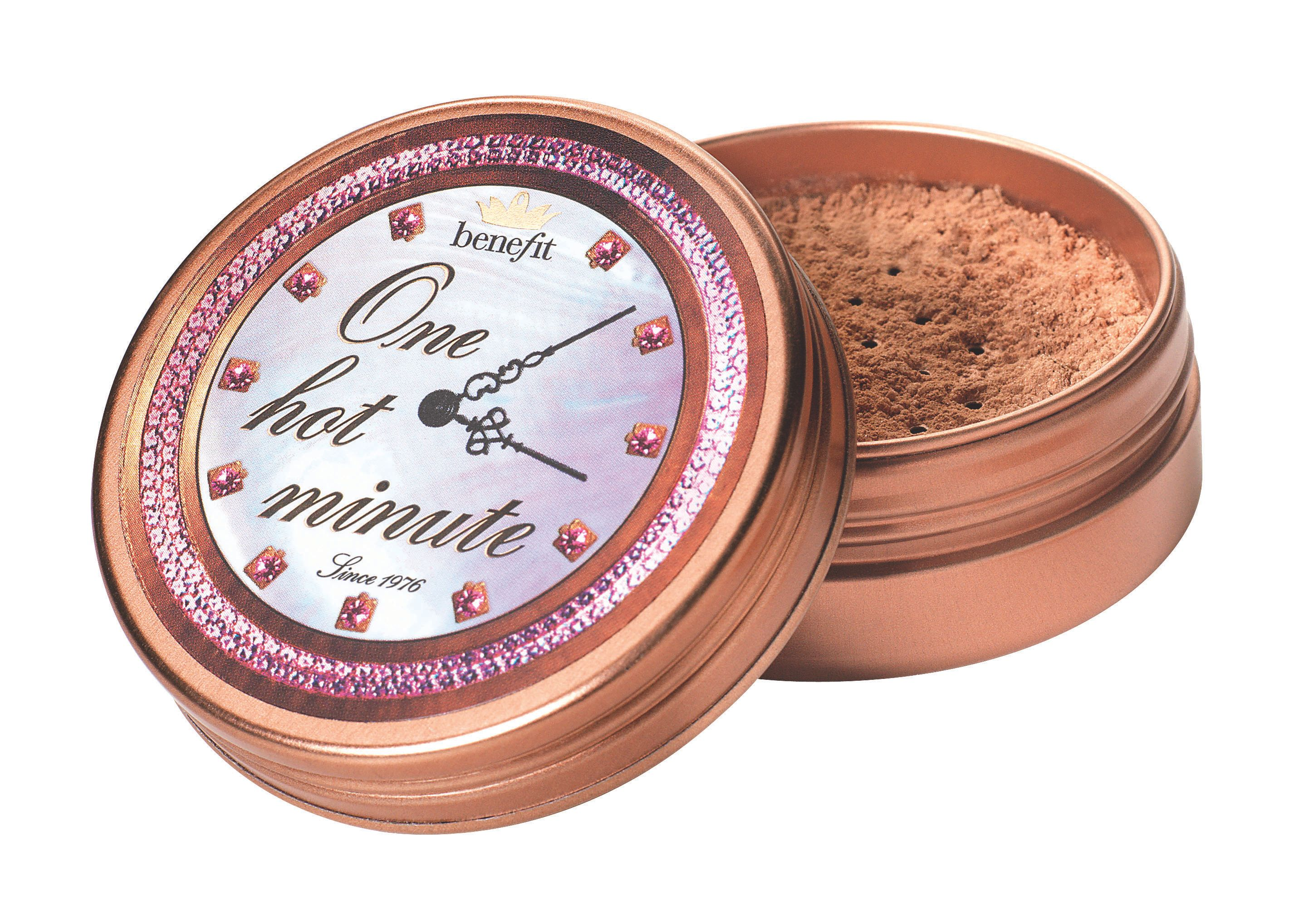 One Hot Minute Finishing Powder/Blusher