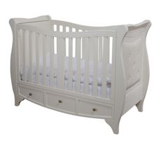 The Baby Cot Shop Belgravia Cot Bed