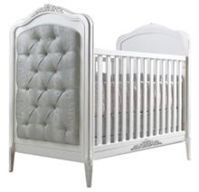 The Baby Cot Shop TriBeCa Tufted Cot Bed