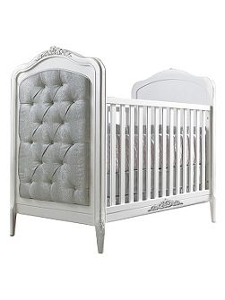 TriBeCa Tufted Cot Bed