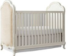 The Baby Cot Shop Palermo Upholstered Cot