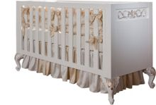 The Baby Cot Shop Marseille Cot Bed
