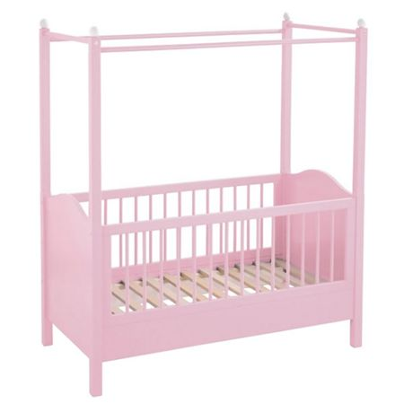 The Baby Cot Shop Four Poster Cot Bed