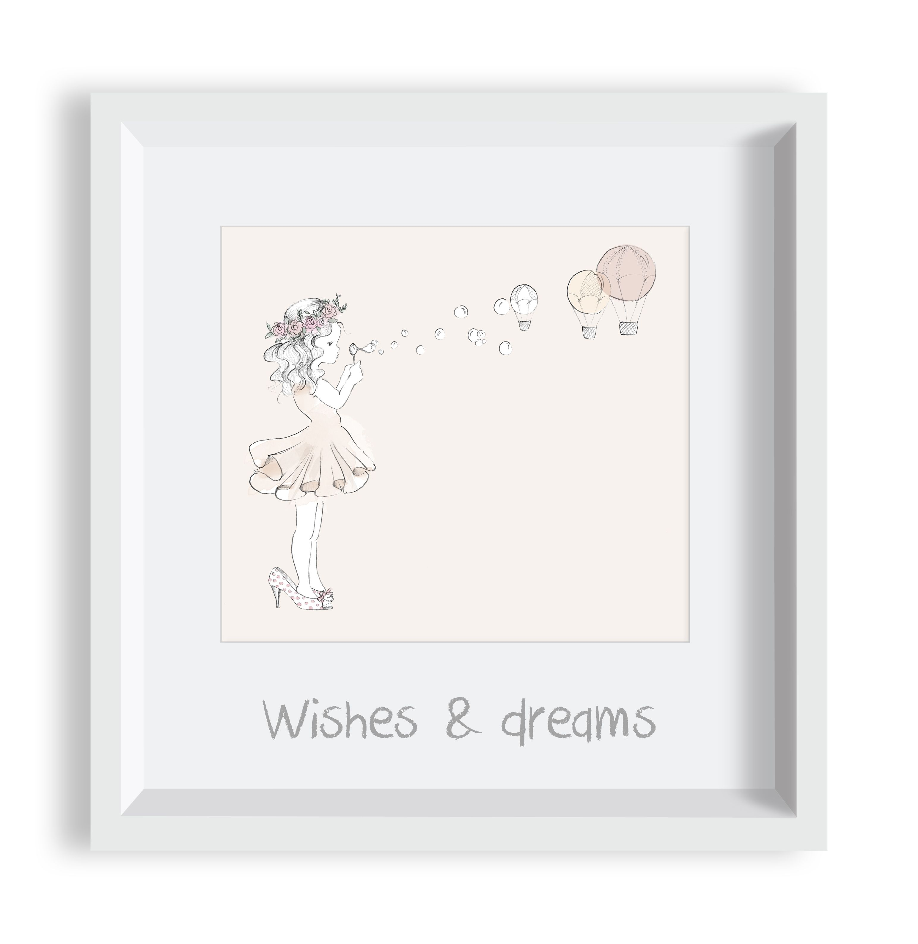 Image of The Baby Cot Shop Punkin Framed Art