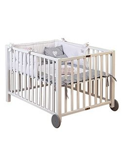 Playpen on Wheels