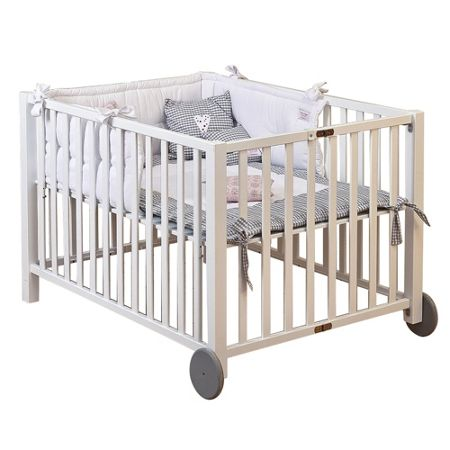 The Baby Cot Shop Playpen on Wheels