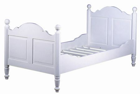 The Baby Cot Shop Seascape Panel Bed