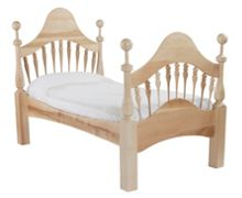 The Baby Cot Shop Storybook Bed