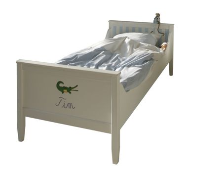 The Baby Cot Shop Motif Hand Painted Boys Bed