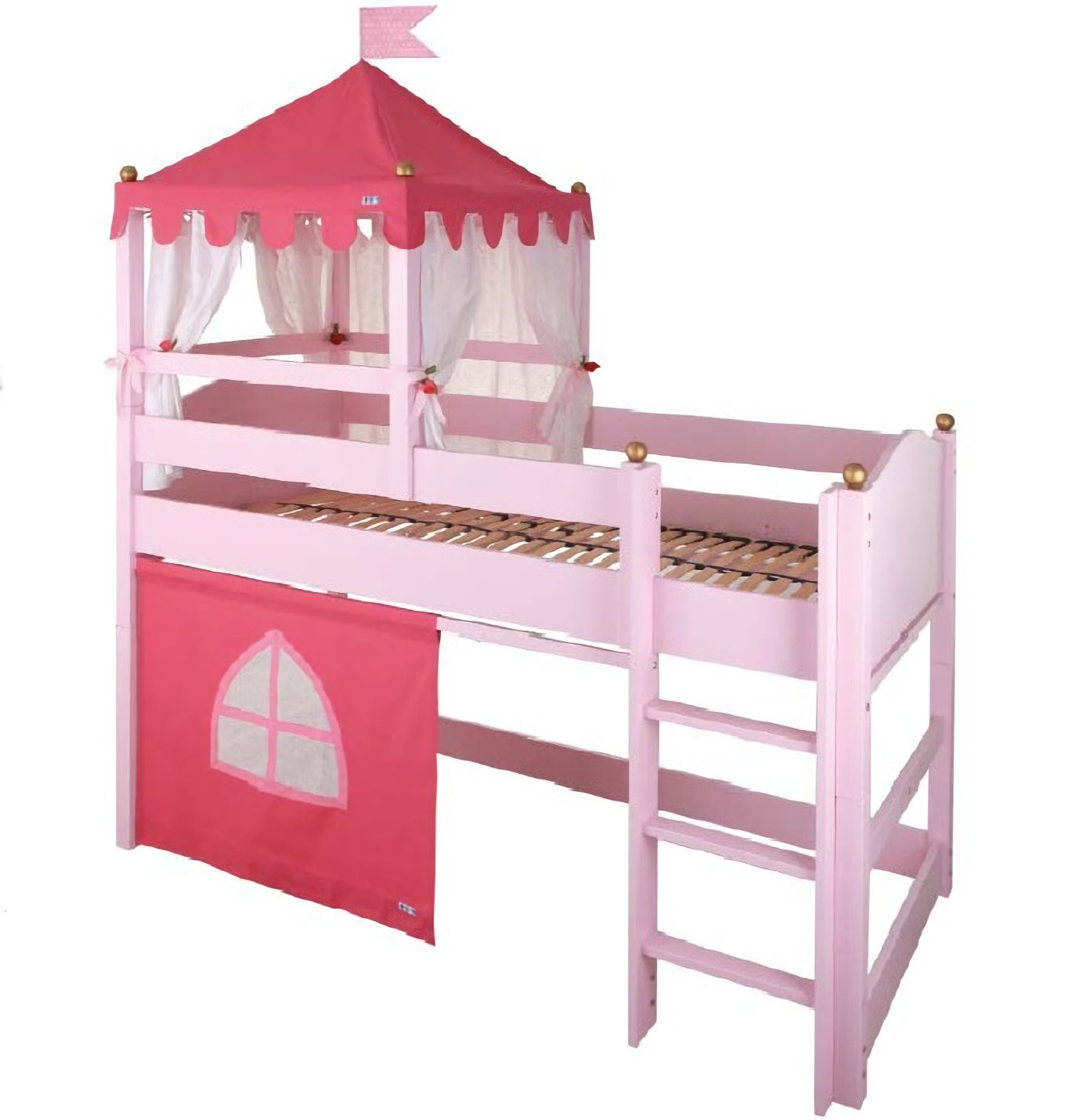 Pink Bed Canopy Shop For Cheap Beds And Save Online