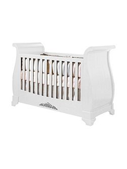 Jamera Sleigh Cot Bed