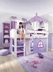 The Baby Cot Shop Jamera Sleigh Cot Bed