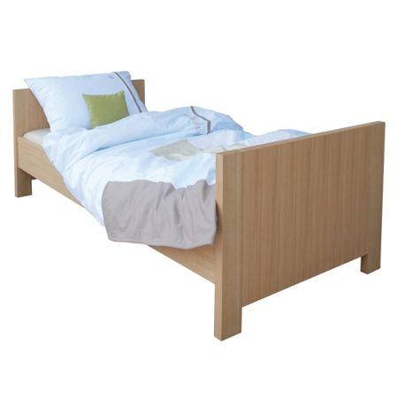 The Baby Cot Shop Oak Single Bed