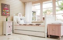 The Baby Cot Shop Tess Medallion Bed