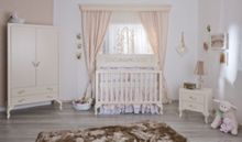 The Baby Cot Shop Marseille Panel Cot Bed