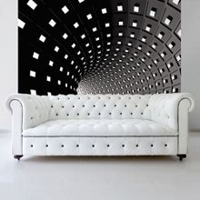 Graham & Brown Abstract Modern Infinity Tunnel Wall Mural