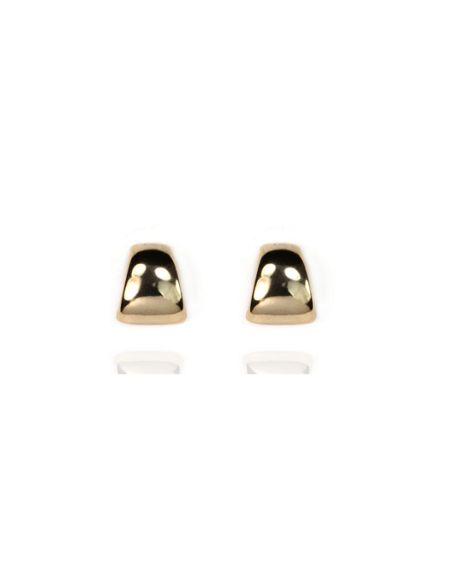 Anne Klein Gold Tone Pearl Hoop Drop Earrings