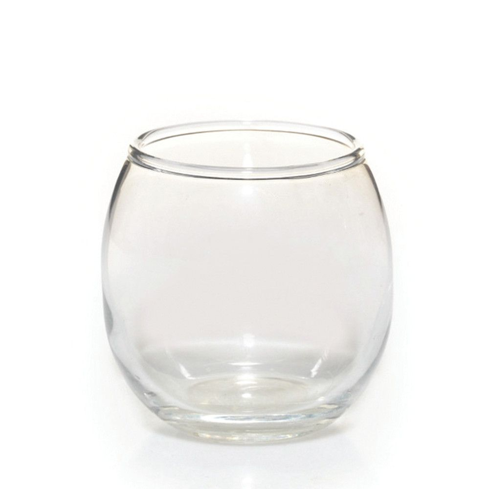 Yankee Candle Roly Poly Glass