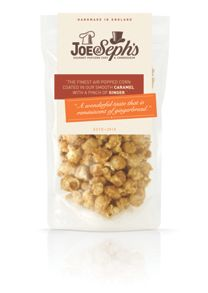 Joe & Seph's Gingerbread popcorn