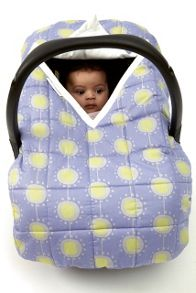 Cosy car seat cover