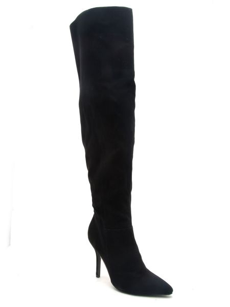 Qupid Mixi over the knee boot