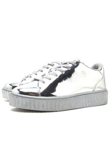 Qupid Rexx lace up sneaker