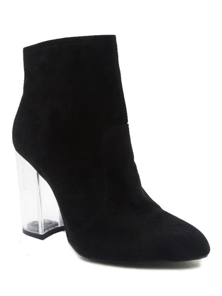 Qupid Ranker ankle boot