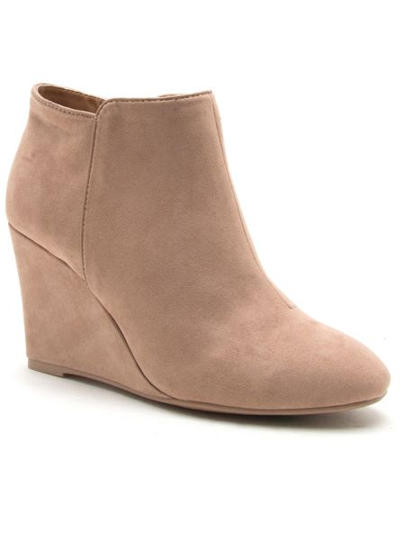 Qupid Vermont ankle boot