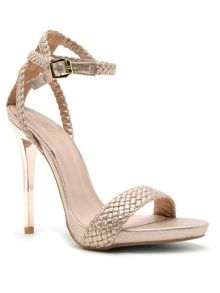 Qupid Gladly strappy sandal
