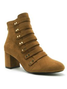 Qupid Melba ankle boot