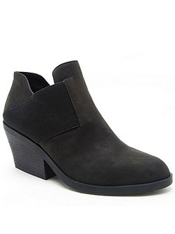 Zora slip on ankle boot