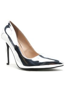 Qupid Milia court shoe