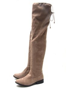 Qupid Vinci over the knee boot