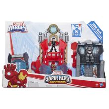 Playskool Armour Up Fortress Playset
