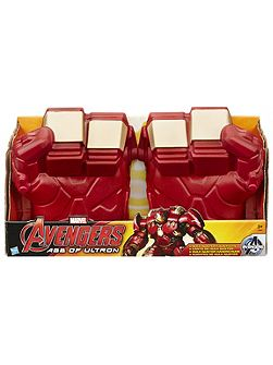 Age of Ultron Hulk Buster Gauntlets