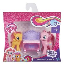 My Little Pony Pinkie Pie and Scootaloo Figure Pack