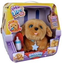 Little Live Pets Snuggle My Dream Puppy